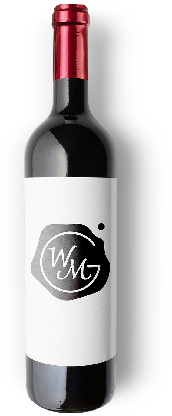 Gravitas Wine Marketing bottle